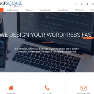 CompSquare compsquare-screenshot-300x300 Wordpress site development