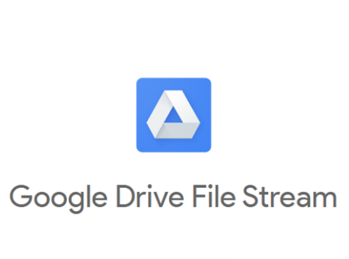 google file stream